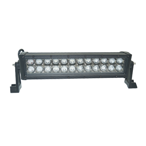 11 Series 3D ELECTROPLATING REFLECTOR CUP Dual Row CREE LED Light bar