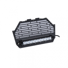 Polaris MESH GRILLE W/ Single 10IN BLACK SERIES LEDS (2014 RZR XP1000)