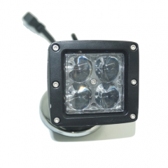 3-inch 4D Square CREE LED Work light